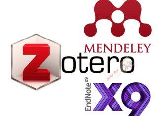 Zotero Mendeley EndNote